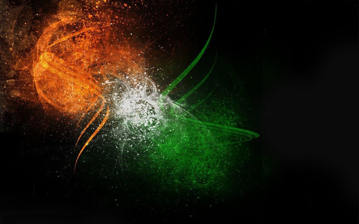 Indian Flag Creative wallpaper – 1098742