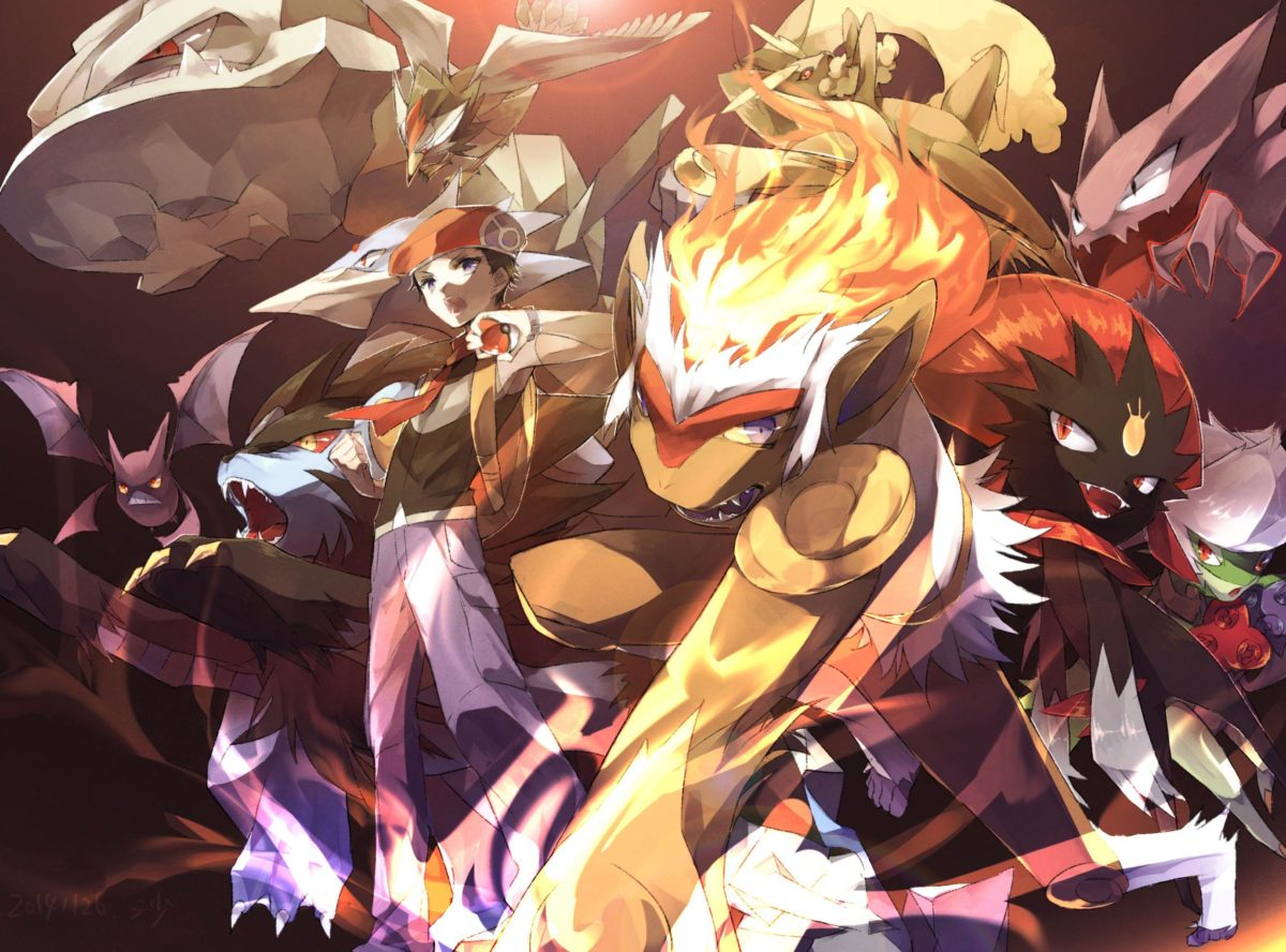 1 Infernape HD Wallpapers | Background Images – Wallpaper Abyss