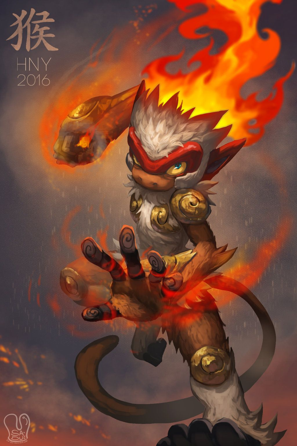 Infernape-Happy-new-year-by-Sa-Dui-deviantart-com-on-DeviantArt …
