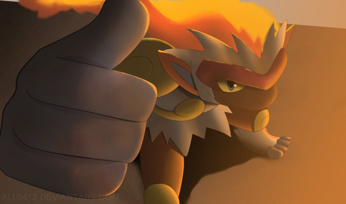Infernape by All0412 on DeviantArt