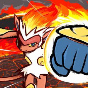 download Anime Fire Wallpaper – Infernape Fire Punch by ishmam On Deviantart …