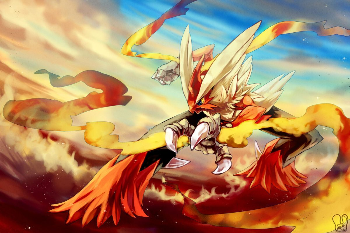 16 Blaziken (Pokémon) HD Wallpapers | Background Images – Wallpaper …