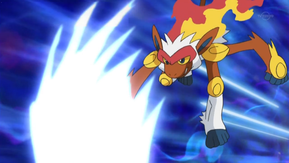 Image – Ash Infernape Mach Punch.png | Pokémon Wiki | FANDOM powered …