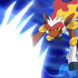 download Image – Ash Infernape Mach Punch.png | Pokémon Wiki | FANDOM powered …
