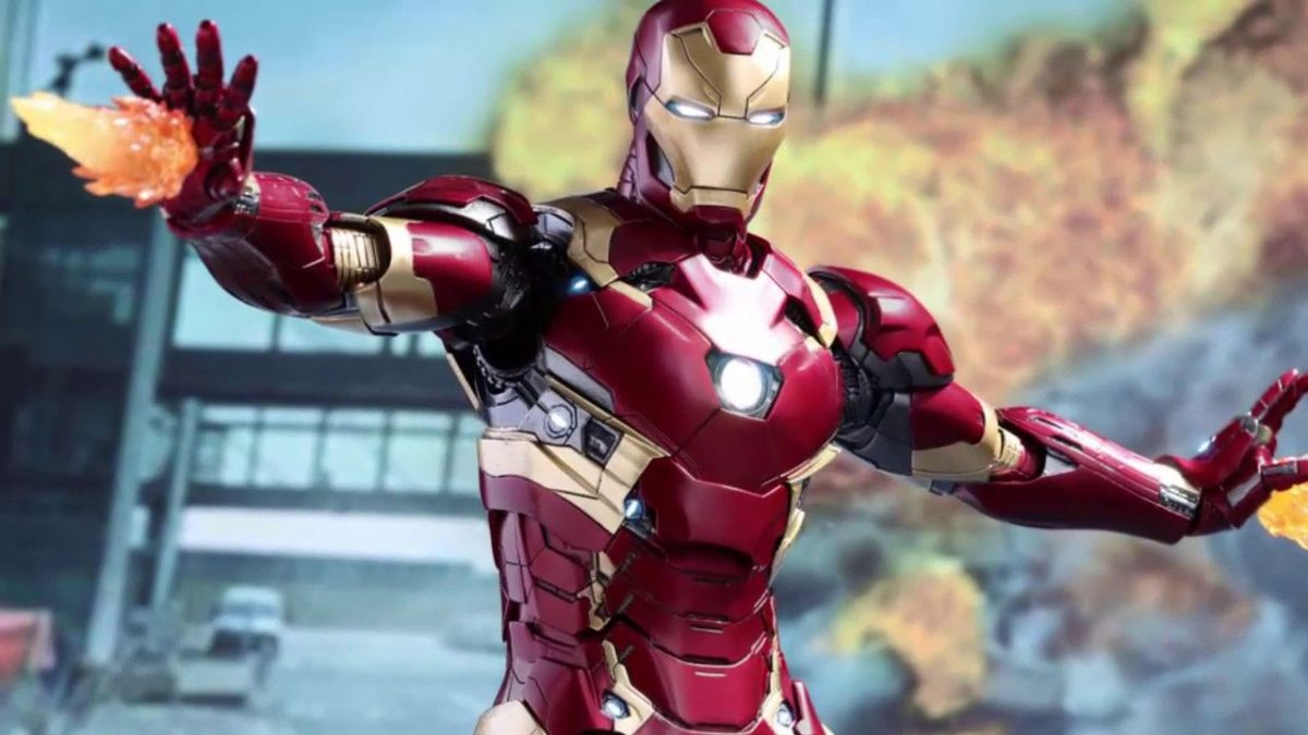 Iron Man Will Get His New Armor in Avengers Infinity War! – YouTube