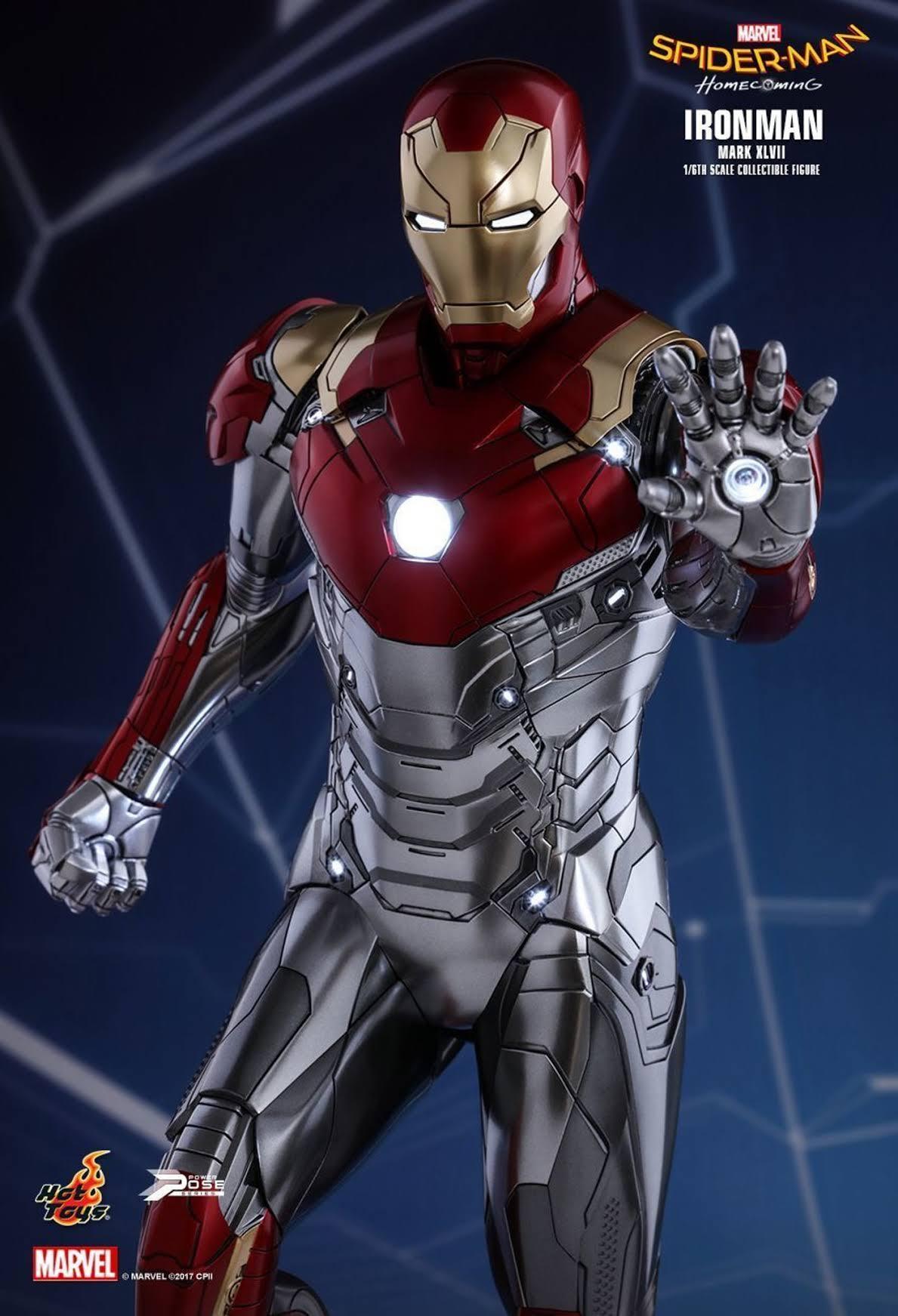 Spiderman Homecoming – Iron Man Mark 47 : marvelstudios