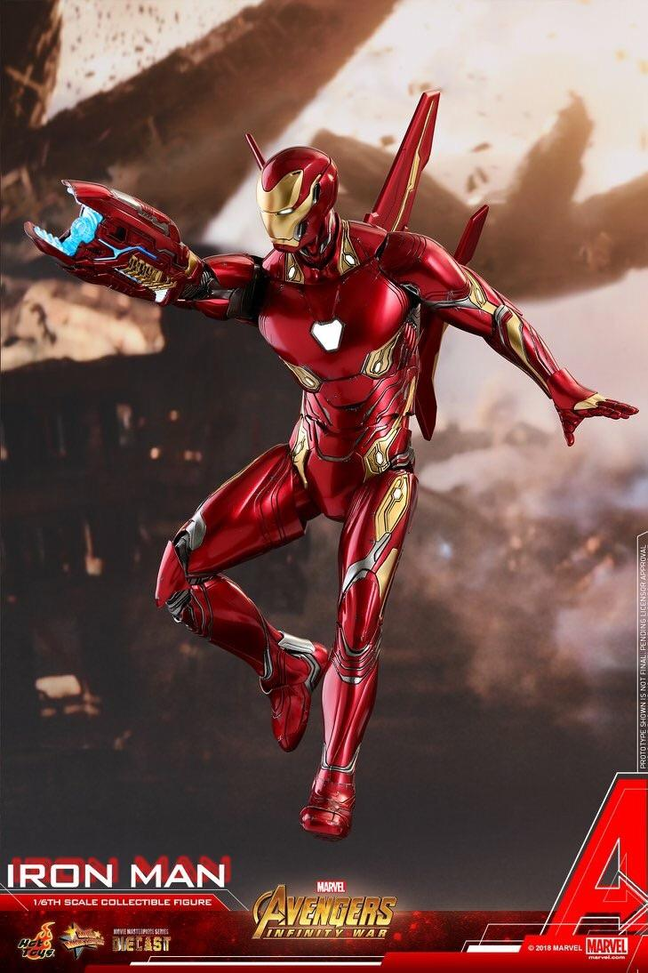 Iron Man Mark L Hot Toys Figure!! : marvelstudios