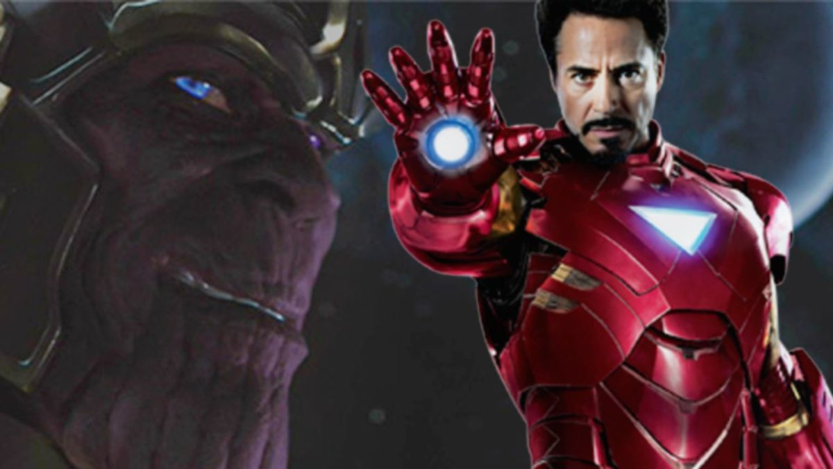 Iron Man Dons His New Armor In Avengers: Infinity War Set Photos