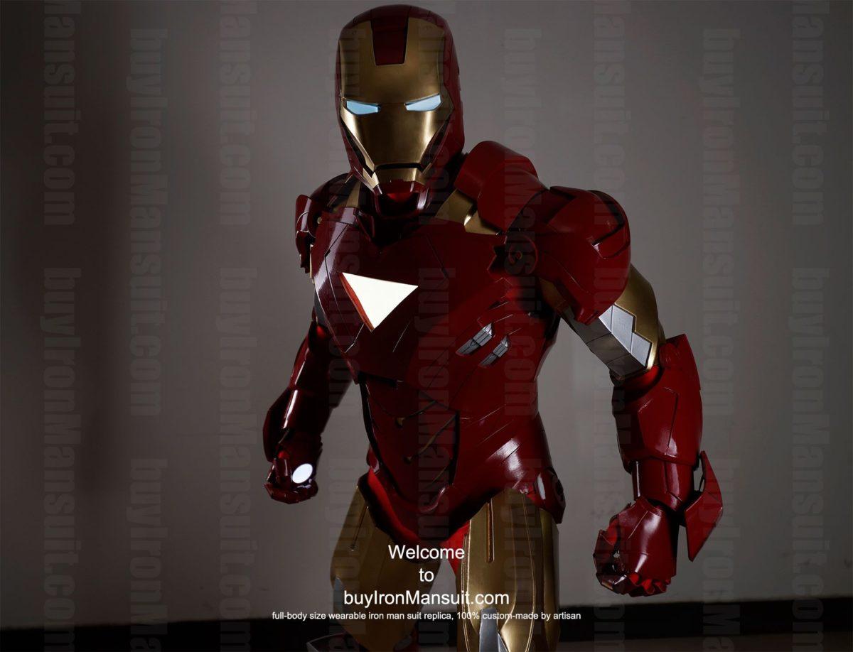 Buy Iron Man suit, Halo Master Chief armor, Batman costume, Star …