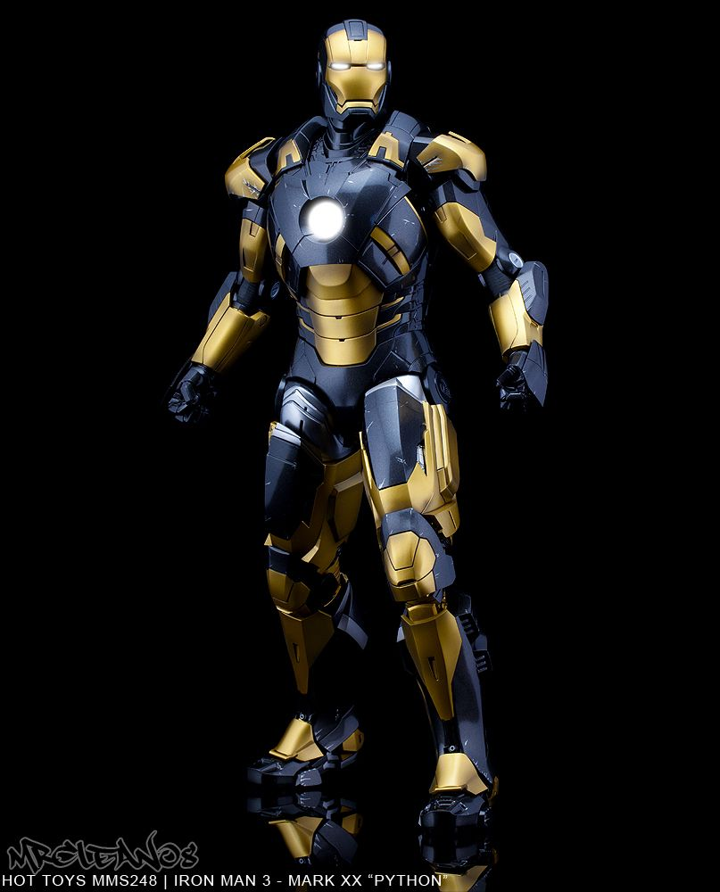 Iron Man's armour for Civil War [Archive] – The SuperHeroHype Forums
