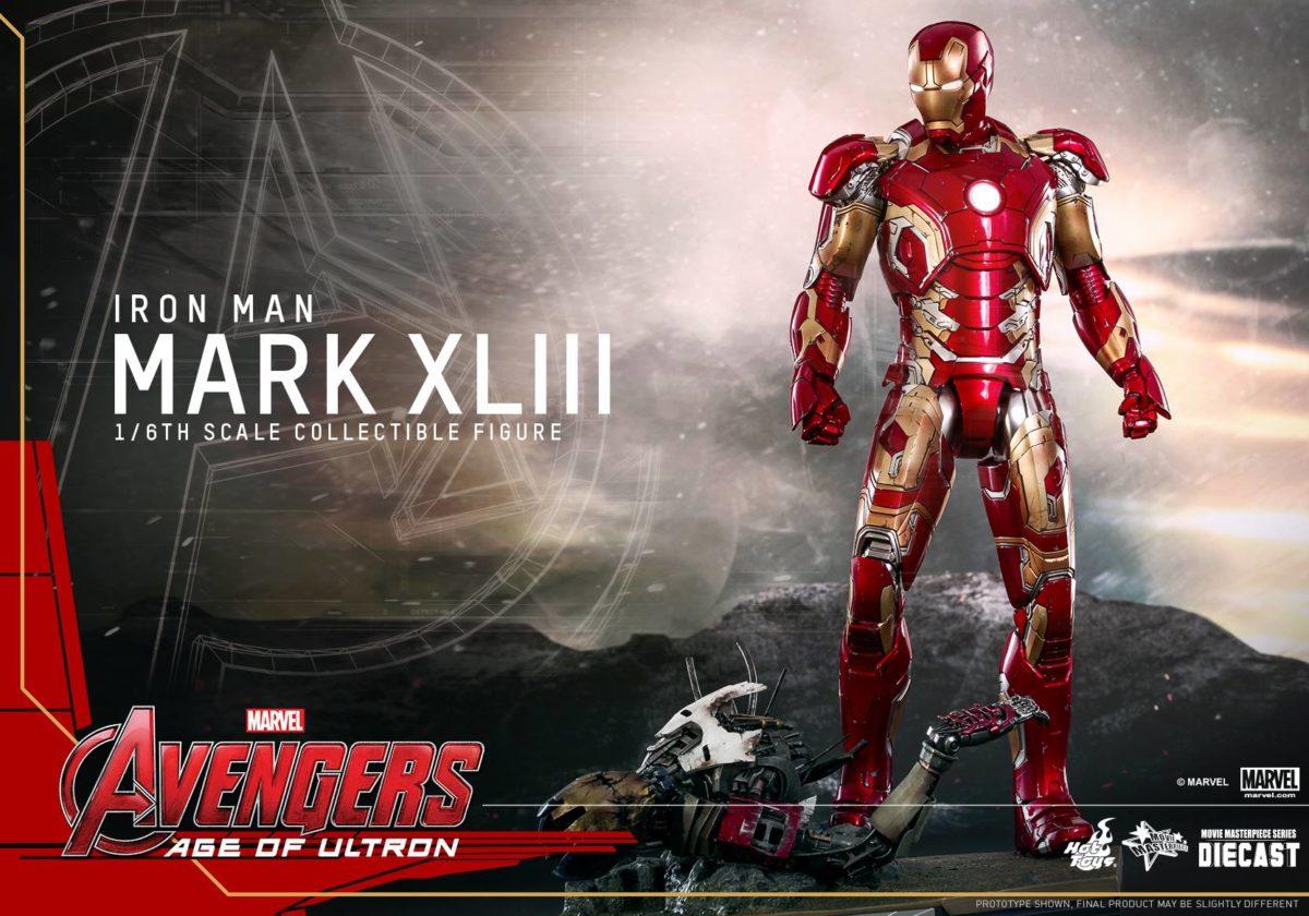 Hot Toys' Age Of Ultron Iron Man Is Totally Metal | Kotaku Australia