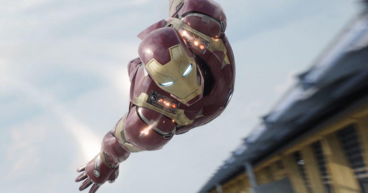 Iron Man's New AVENGERS: INFINITY WAR Armor | Nerdist
