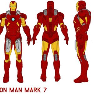 download ironman mark 7 armor by bagera3005 on DeviantArt