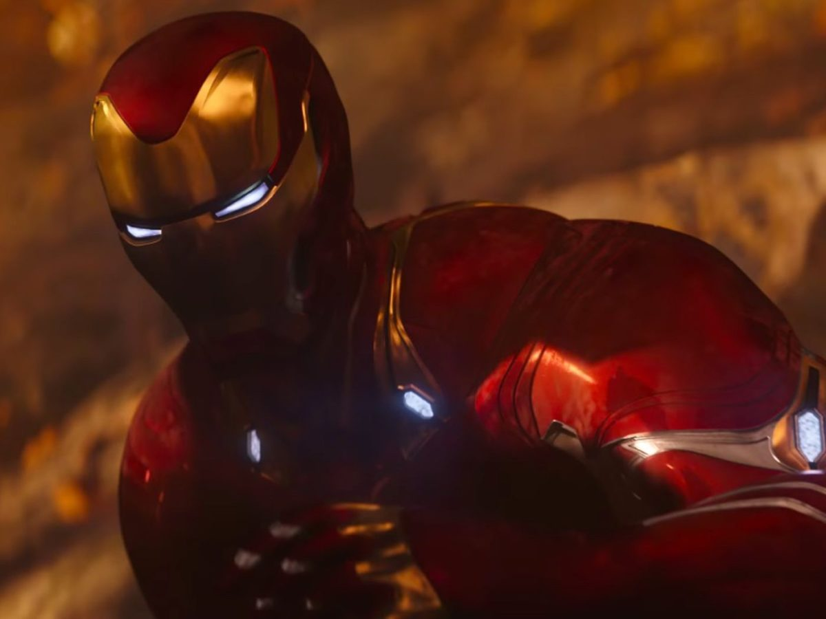 What's going on with Iron Man's armor in Avengers: Infinity War …