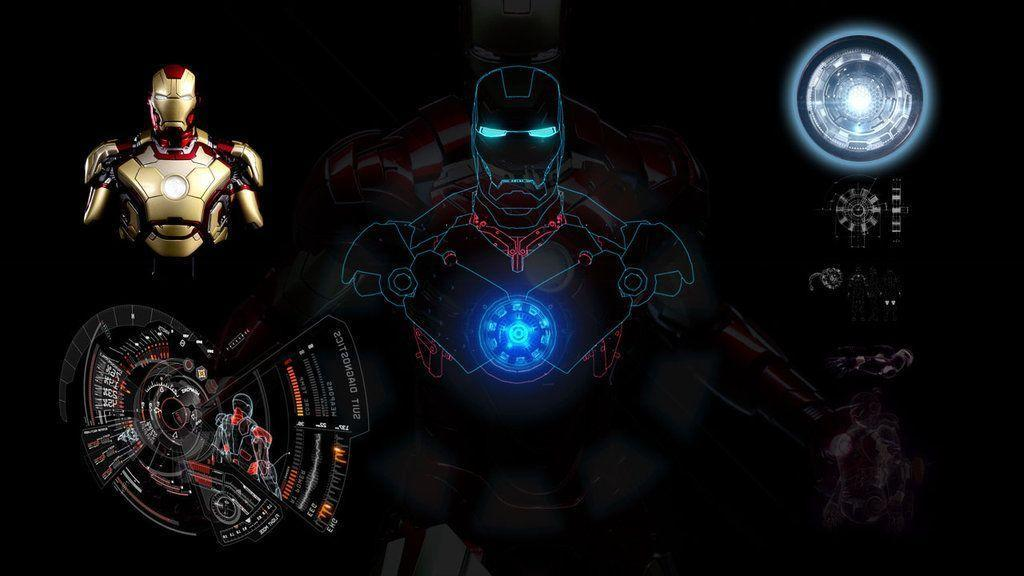 Ironman wallpaper by spiraloso on DeviantArt