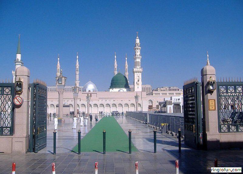 Masjid Al Nabawi Hd Islamic Wallpapers – Free Download Islamic …