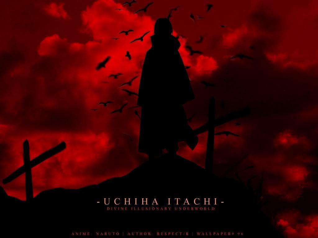 Uchiha Itachi (wallpaper HD) – Taringa!