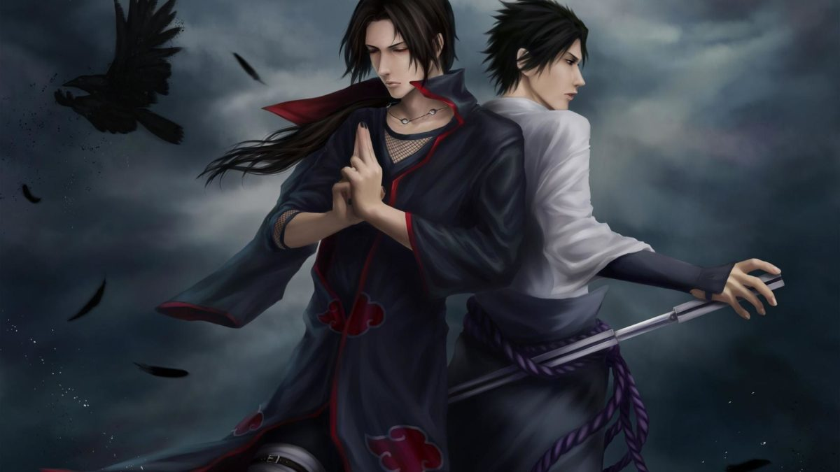 Images For > Naruto Wallpapers Hd Itachi