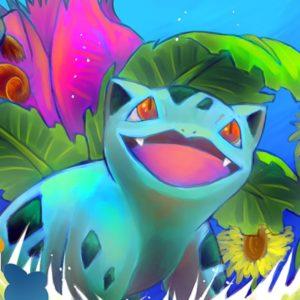 download pokemon ivysaur #838558