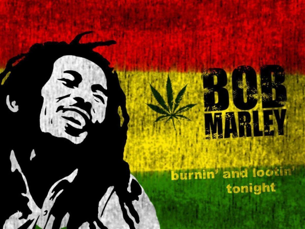 Bob Marley is an Jamaican Reggae Singer, Bob Marley Wallpaper HD