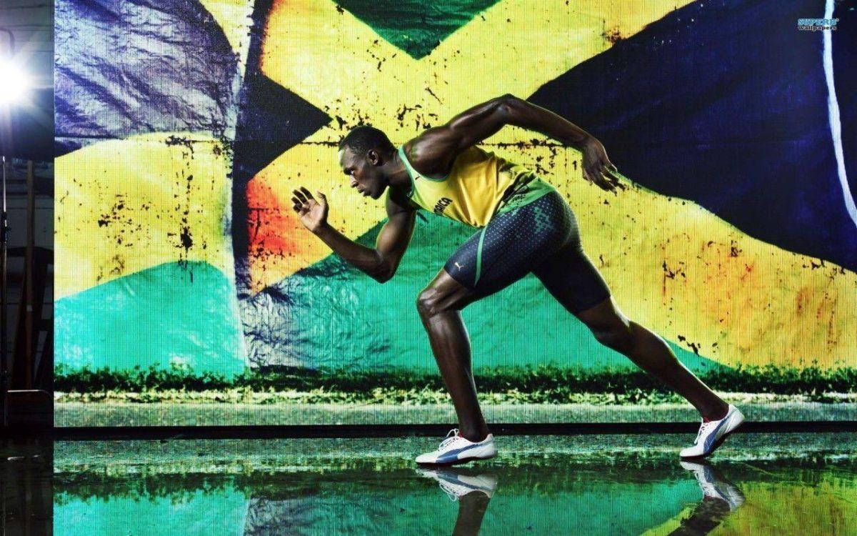 Jamaican Usain Bolt – Olympics 2012 widescreen wallpaper   Wide-