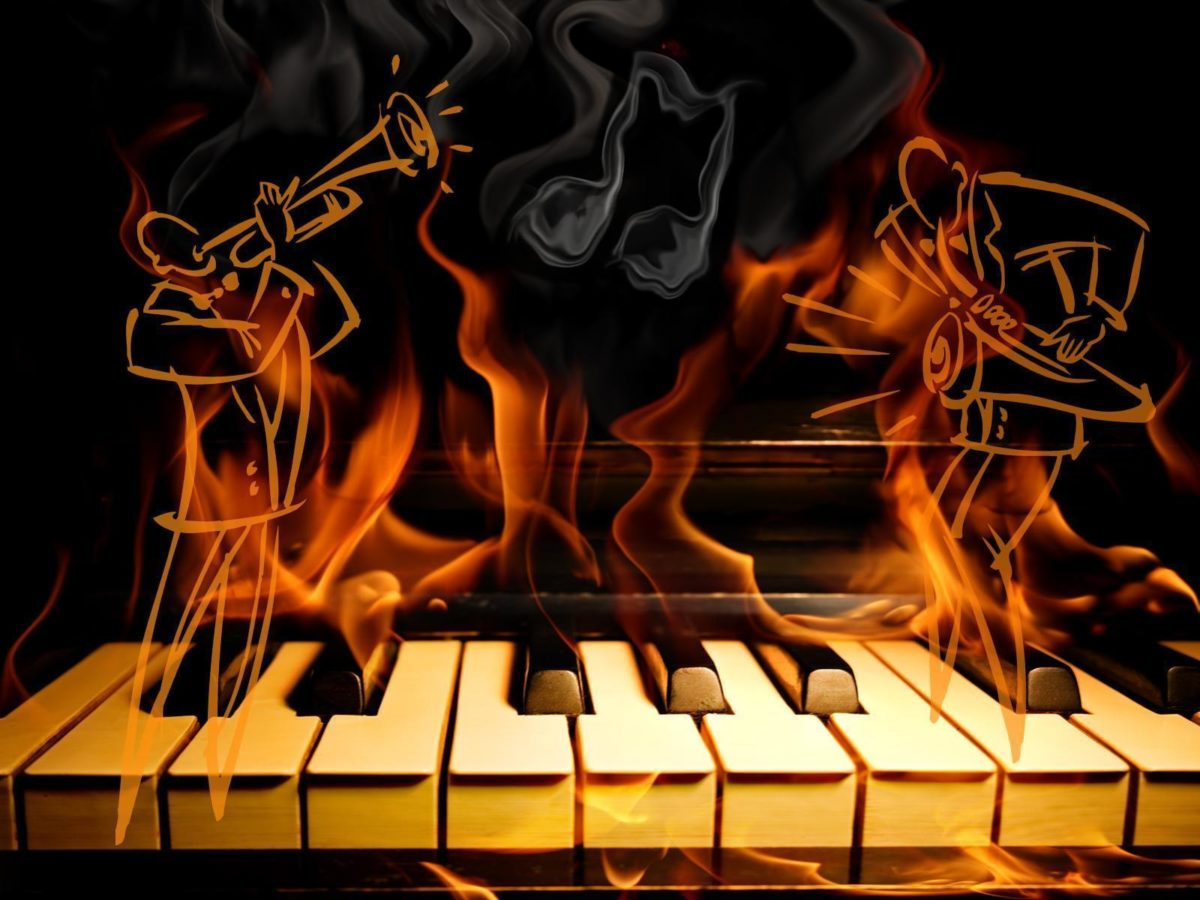 Hot Jazz wallpaper | The Long Goodbye