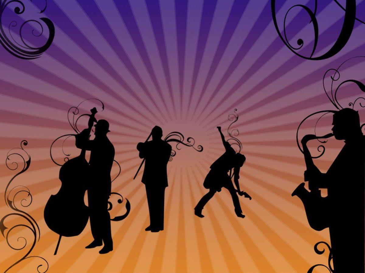 Free Wallpapers – The Spirit Of Jazz wallpaper