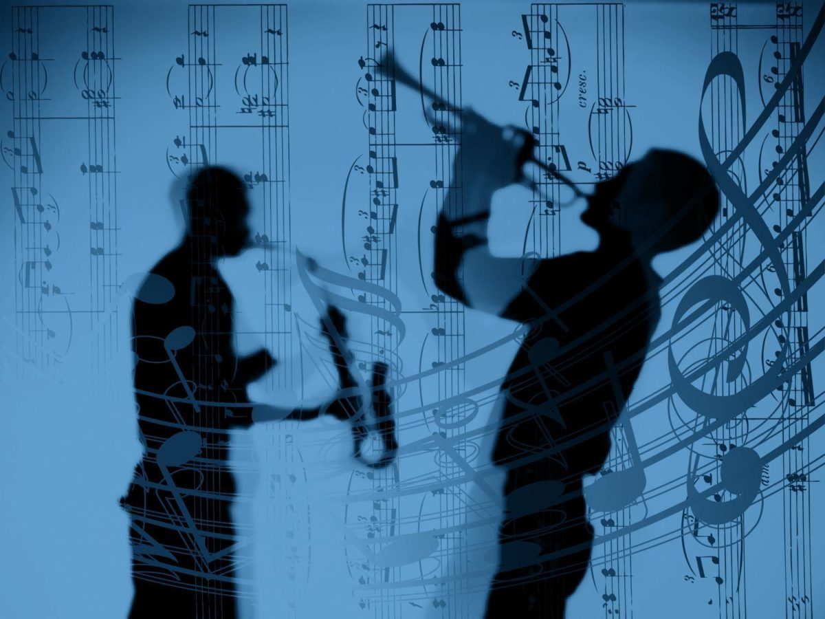 Duet Jazz wallpaper | The Long Goodbye