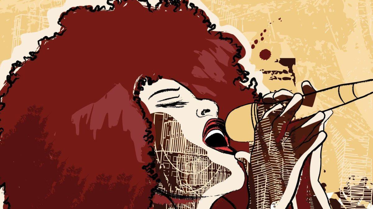 Jazz Singer Music Wallpaper Pc #13418 Wallpaper | Wallpaper Screen …