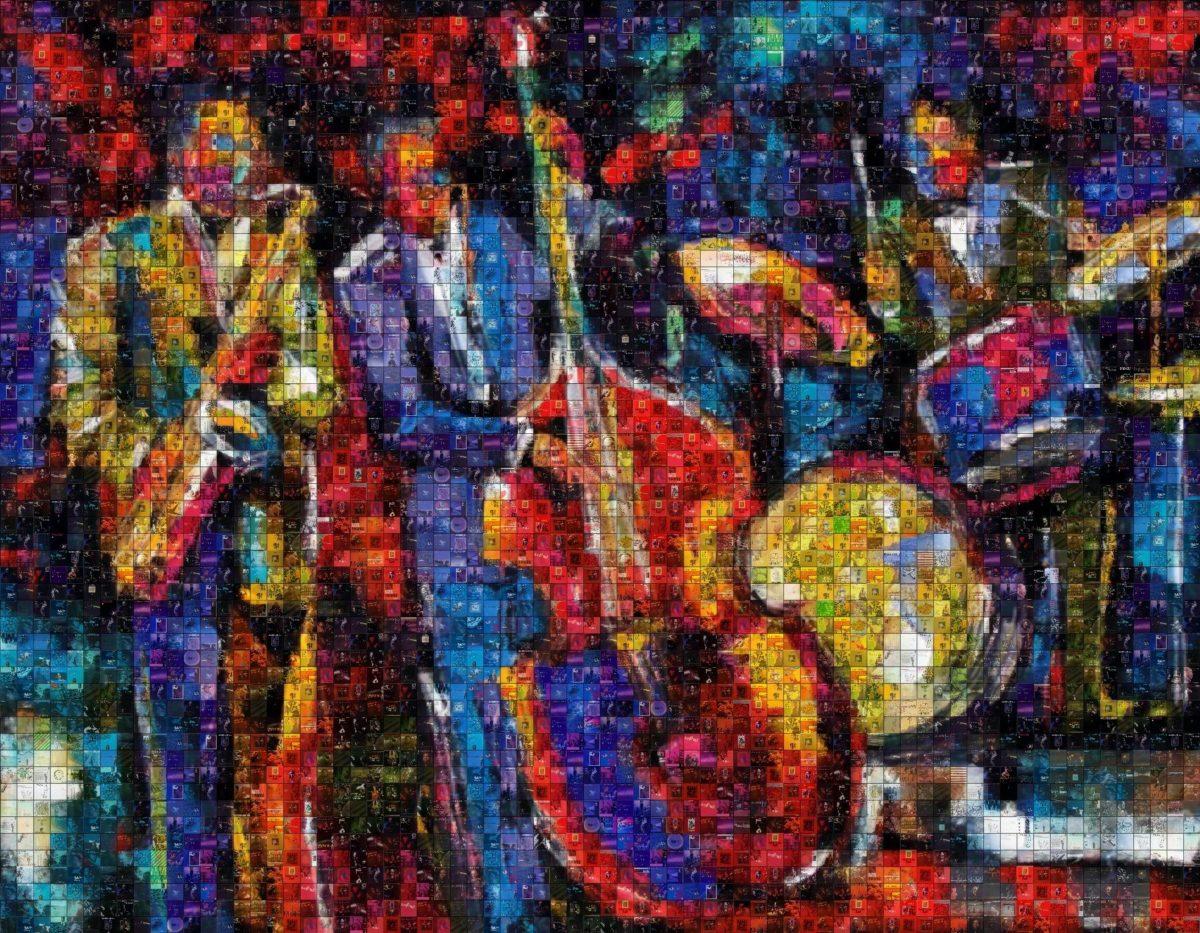 Art Music Jazz Wallpaper Free #13412 Wallpaper | Wallpaper Screen …