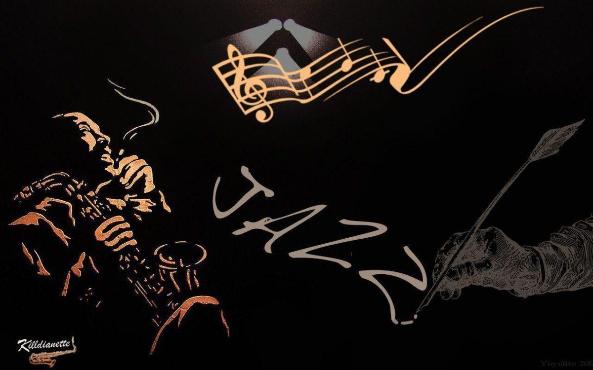 Pix For > Jazz Art Wallpaper
