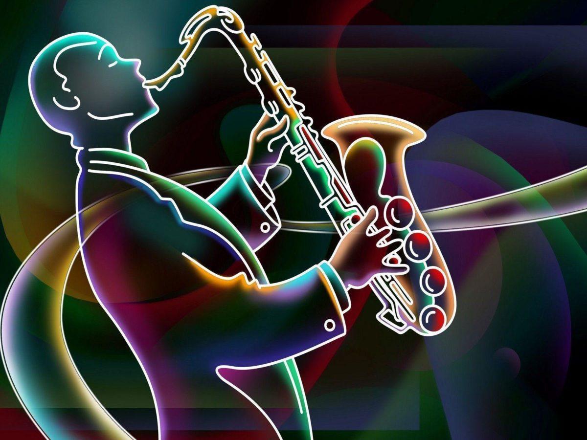 Jazz in Neon – Jazz Wallpaper (18994784) – Fanpop
