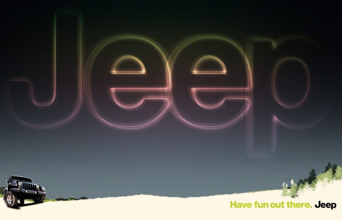 Images For > Jeep Logo Wallpaper