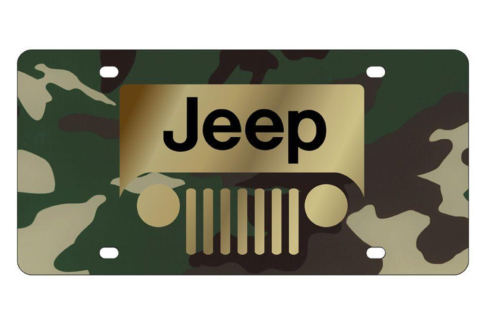 Jeep Grill Logo | Car HD Wallpaper