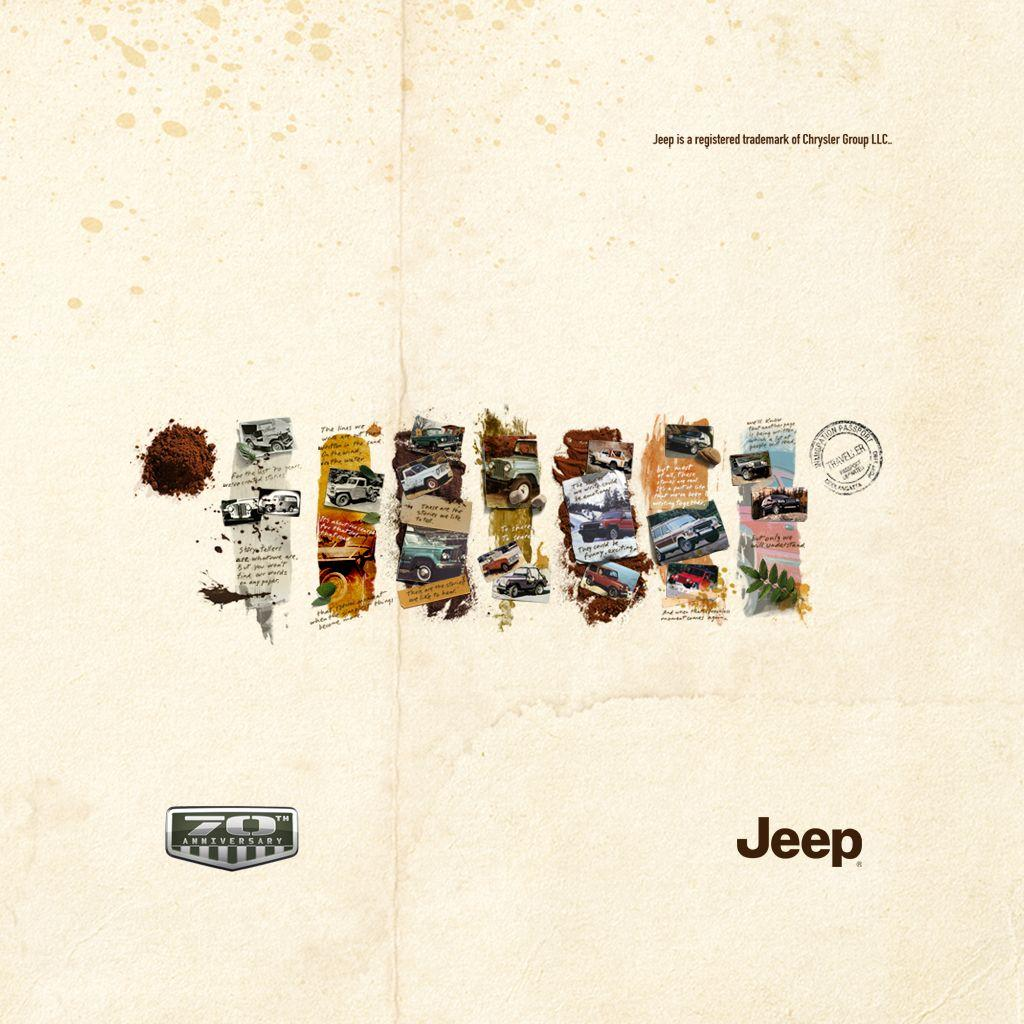 Jeep – A Salute To 70 Years Of Freedom