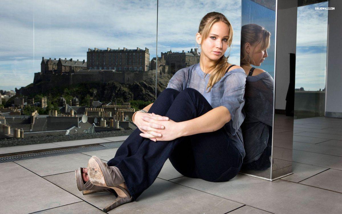 Jennifer Lawrence Smile Wallpaper For PC 9466 #12385 Wallpaper …