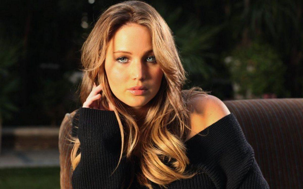 Jennifer Lawrence Beautiful HD Wallpaper 2015