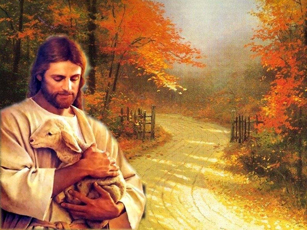 Free Beautiful Jesus Autumn Wallpaper & HD pictures | Download HD …