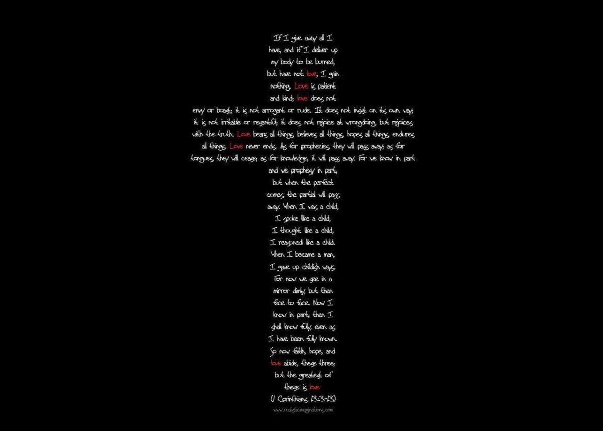 Wallpapers For > Jesus Wallpaper With Words