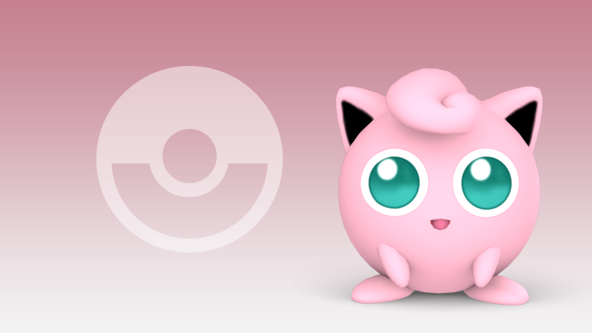 23 Jigglypuff (Pokémon) HD Wallpapers | Background Images …