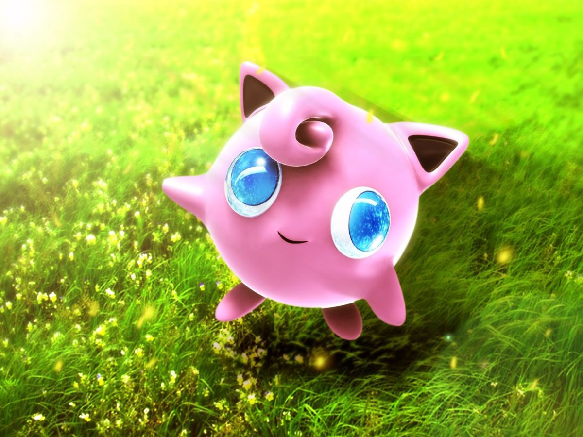 Jigglypuff Wallpapers, Adorable HDQ Backgrounds of Jigglypuff, 48 …