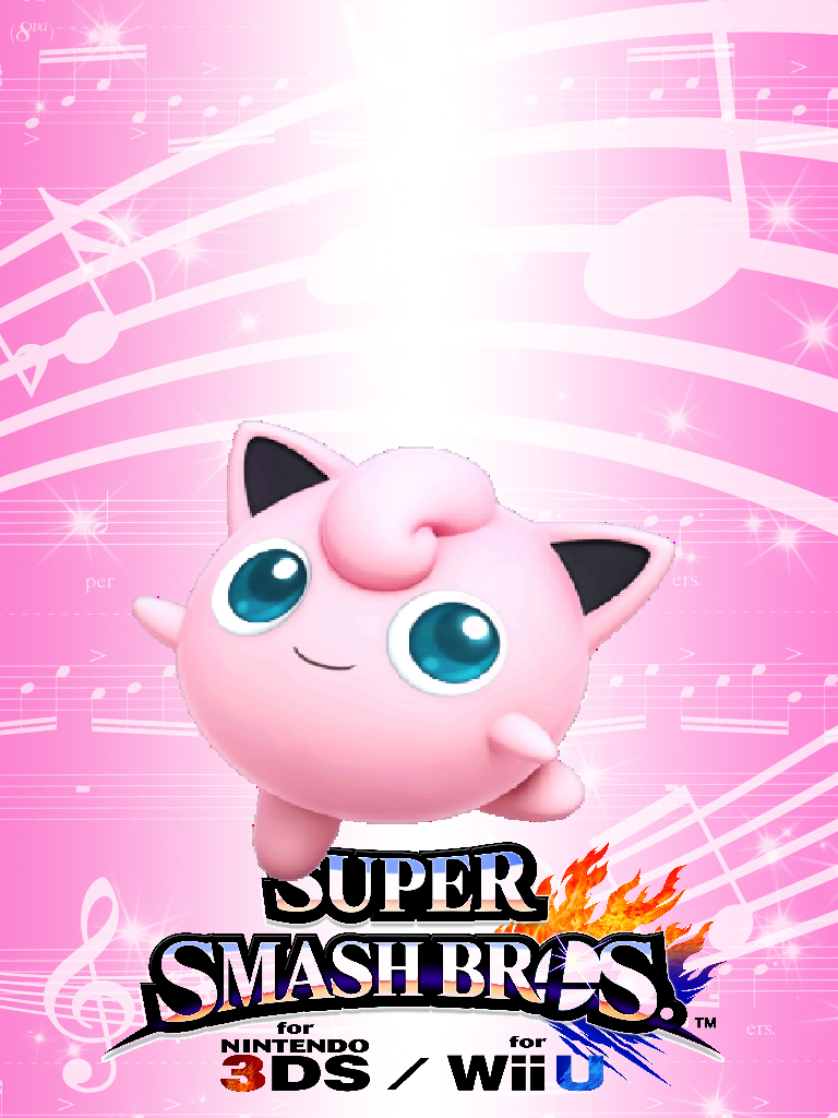 Jigglypuff iphone wallpaper by TheRedThunder360 on DeviantArt