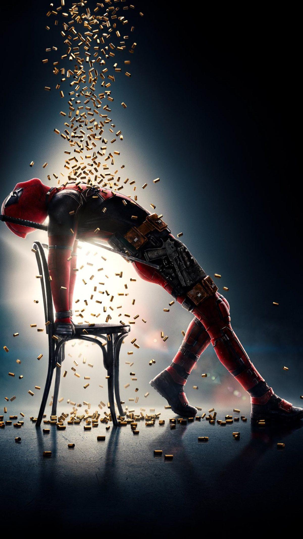 Deadpool 2 (2018) Phone Wallpaper | Moviemania