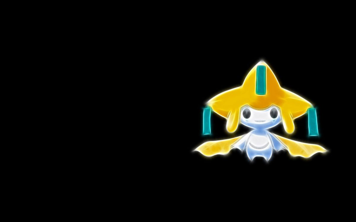 10 Jirachi (Pokémon) HD Wallpapers | Background Images – Wallpaper Abyss