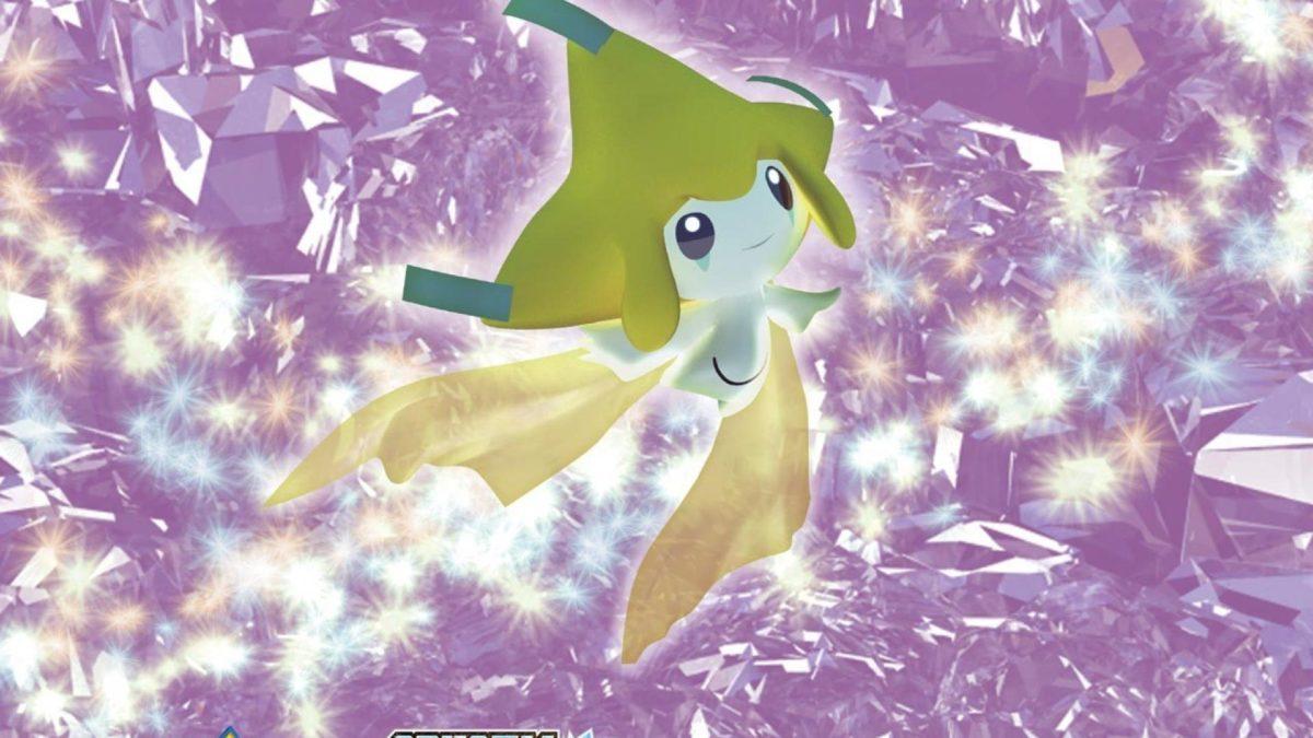 Pokemon jirachi wallpaper | (23111)
