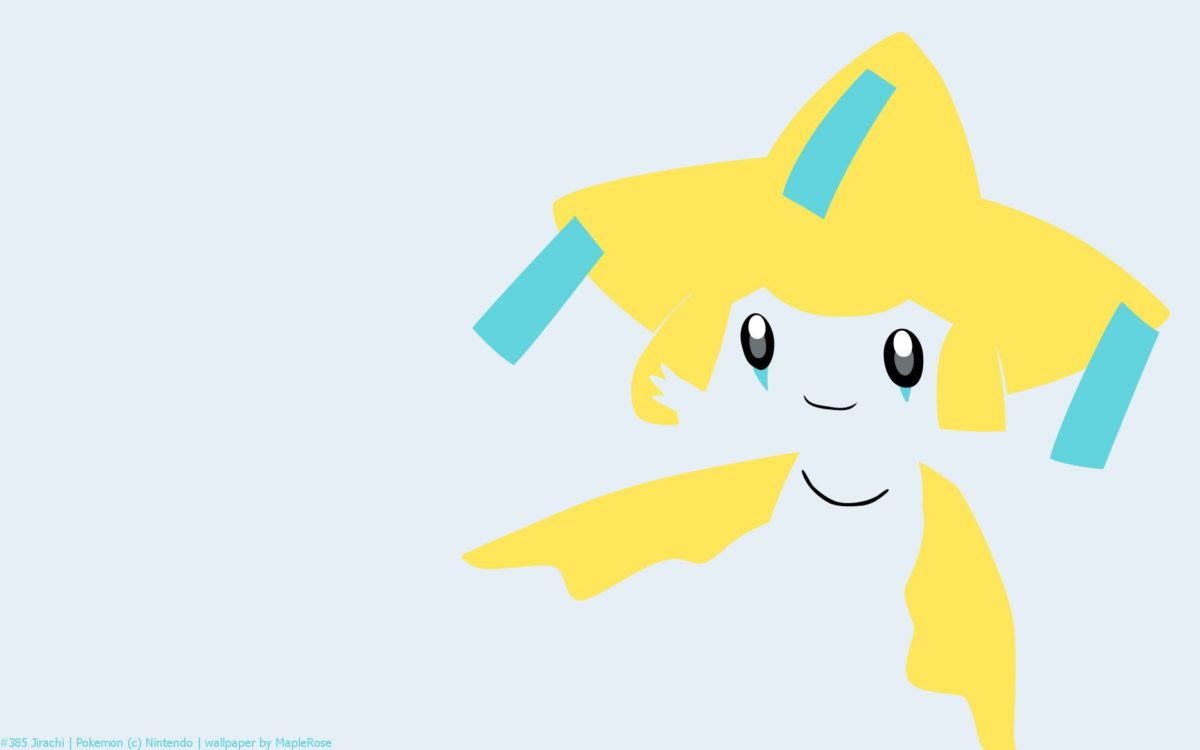 Jirachi Wallpapers (68+ pictures)