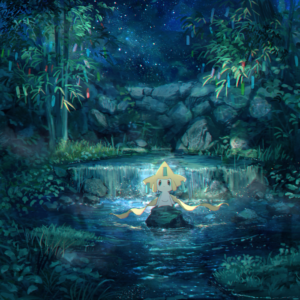 download 10 Jirachi (Pokémon) HD Wallpapers | Background Images – Wallpaper Abyss