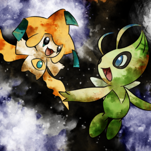 download Jirachi Wallpapers, Jirachi Image Galleries, 43+ | Top4Themes Graphics