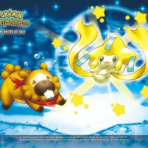download Cutest Pokemon images Bidoof and Jirachi HD wallpaper and background …