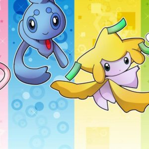 download Mew (pokemon) images 4 Amigos HD wallpaper and background photos …